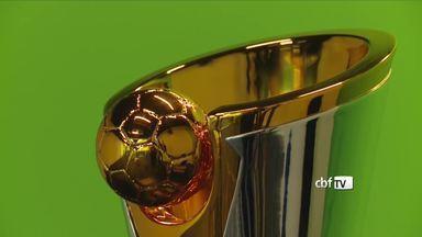 Conheça a taça do Campeonato Brasileiro da Série D 2015 - Conheça a taça do Campeonato Brasileiro da Série D 2015