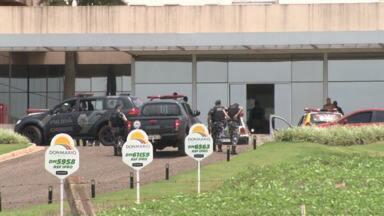 Homem sai do Tocantins e vem à Cambé para cobrar dívida de empresa - Na tentativa de receber cerca de R$700 mil ele ameaçou funcionários com uma arma.