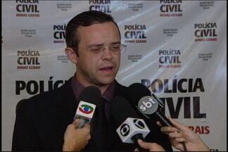 Suspeito de matar ex-namorada se entrega à polícia em Pará de Minas - Jovem de 20 anos estava foragido desde a última quinta-feira (5). Polícia Civil irá realizar uma coletiva de imprensa para fornecer detalhes.
