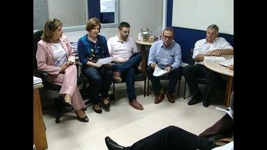 Obra do Hospital Regional tem nova data para ficar pronta - Uma reunião feita ontem buscou agilizar a conclusão do hospital.