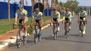 Goianos treinam para última etapa da Copa América de ciclismo - Decisão será em Botucatu, e representantes do estado estão na disputa pelo título.