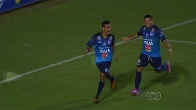 Indicado ao Prêmio Puskás, Wendell Lira acerta com o Vila - Atacante de 26 anos defenderá o Tigrão no Campeonato Goiano e na Série B do Brasileiro do ano que vem.