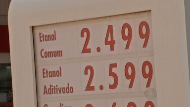Preço da gasolina dispara em postos de Cuiabá - Preço da gasolina dispara em postos de Cuiabá