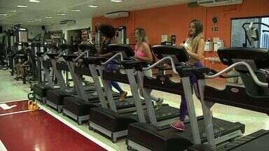 Volta de Aracaju: Na reta final de preparação, atletas apostam nas academias - Volta de Aracaju: Na reta final de preparação, atletas apostam nas academias