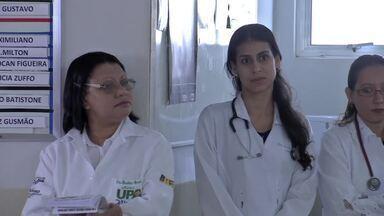 Médicos fazem paralisação para cobrar horas extras em MT - Policlínicas e UPA da Morada do Ouro somente atendimentos de urgência estão sendo mantidos.