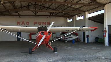 Aeroclube de Aracaju fecha após Anac atender determinação do Estado - Aeroclube de Aracaju fecha após Anac atender determinação do Estado.