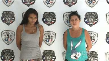 Babá e nora são presas suspeitas de roubar R$ 400 mil de procurador - Babá e nora são presas suspeitas de roubar R$ 400 mil de procurador