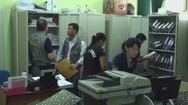 Caseiro e guardador de carros são procurados pela Operação 'Cauxi', no AM - Nomes de suspeitos foram citados em esquema de desvio de verbas em Iranduba.