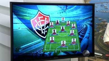 Jogadores do Vitória esperam conter o embalo do Ceará - Confira as notícias do rubro-negro baiano.