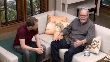 Ana Furtado e Tiago Leifert conversam com o professor Márcio Scalercio sobre tragédia - Especialista comenta ataques
