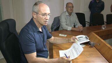 Governo do ES cria comitê gestor da crise ambiental na bacia do Rio Doce - Atividades do grupo têm início imediato.Comitê irá atuar como uma força-tarefa do estado.