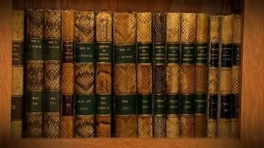 Biblioteca do Butantã é reaberta - Ela tem livros com mais de cem anos e alguns com até pele de cobra na capa. E o barulho da cidade está interferindo no sono dos sabiás.