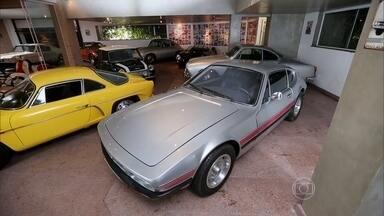 Conheça dois clássicos dos anos 1970: o Interlagos e o SP2 - Conheça dois clássicos dos anos 1970: o Interlagos e o SP2.