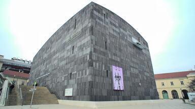Mumok - Museu De Arte Moderna De Viena