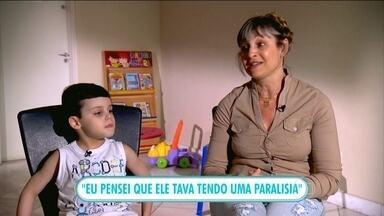 Conheça a Sinovite Transitória Viral - Da noite para o dia, uma criança pode acordar mancando. Entenda como é a Sinovite Transitória Viral, uma doença inflamatória no quadril.