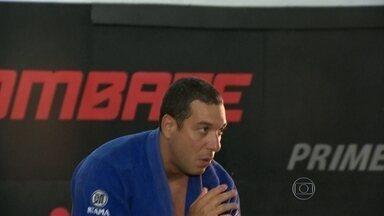 Corretor de valores aplica os ensinamentos do judô na vida - Marcelo Aragão disputou os Jogos Olímpicos de Sidney, em 2000, no judô.