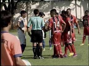 Grêmio Prudente sub-20 empata em primeiro jogo da final - Próxima partida será neste sábado em Taboão da Serra.