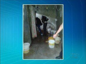 Agentes penitenciários encontram túnel no presídio de Cariri do Tocantins - Agentes penitenciários encontram túnel no presídio de Cariri do Tocantins