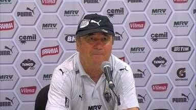 Confira a entrevista coletiva do técnico Levir Dulpi, do Atlético-MG - Treinador fala sobre o jogo e possíveis propostas de outros clubes