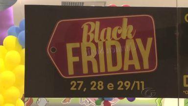 Lojas do Shoppings de Maceió antecipam Black Friday - Consumidores estão atentos e pesquisam os preços.