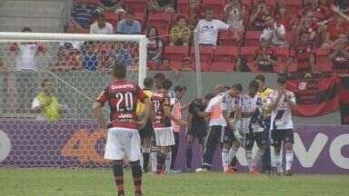 Ponte Preta empata com Flamengo em 1 a 1 - O jogo aconteceu neste domingo no Estádio Maracanã.