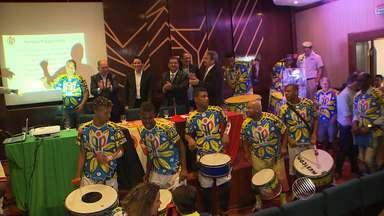 Projeto Novembro Negro é aberto em Salvador - Evento traz exposições que valorizam os aspectos da cultura de matriz africana e a influência na cultura brasileira.