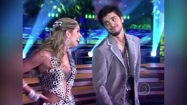 Relembre Rodrigo Simas sambando no Dança dos Famosos - Confira no vídeo!