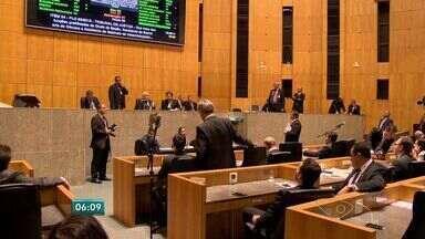 Deputados aprovam congelamento de salários de servidores do TJ-ES - O projeto segue para o o governador Paulo Hartung, que pode ou não sancionar.