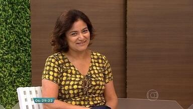 Cochilo rápido depois do almoço aumenta produtividade, diz especialista - Saiba mais sobre a qualidade do sono com a pneumologista Luciana Macedo Guedes.
