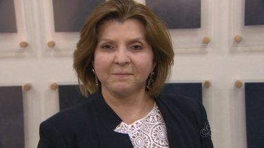 Com 16 votos, Juíza Nélia Caminha é eleita nova desembargadora do TJAM - Magistrada ocupará vaga deixada por Rafael Romano.Nélia iniciou a carreira na magistratura em 1989.