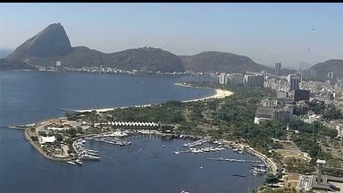 Teste indica poluição maior de água em locais de competições olímpicas do RJ - Foram analisadas amostras de água da Baía de Guanabara, da Lagoa Rodrigo de Freitas e das praias de Copacabana e Ipanema.