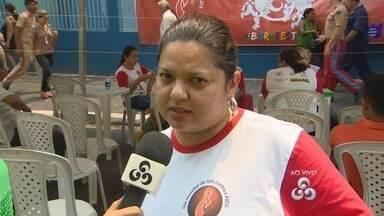 Em Manaus, unidade móvel realiza testes rápidos de HIV - Em dezembro ações de enfrentamento a AIDS estão sendo intensificadas em todo o país.
