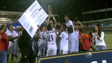 Vitória conquista a Copa do Nordeste Sub-20 - Confira as notícias do rubro-negro baiano.