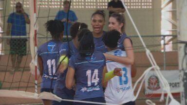 Vôlei Feminino de Piracicaba quer o ouro nos Jogos Abertos - A equipe feminina já foi campeã nos Jogos Abertos em Bauru.