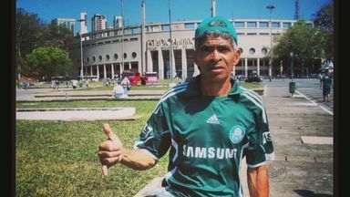Aposentado de Orlândia, SP, morre após celebrar título do Palmeiras - Torcedor passou mal na volta pra casa durante a madrugada.