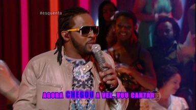 Xande canta 'Mulher Brasileira' - Daniela Mercury e Paula Fernandes caem no samba com o sucesso