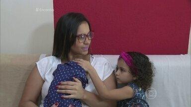 Patrícia descobriu que bebê tinha microcefalia quando estava com 30 semanas de gravidez - Dr. Márcio Nehab explica que não é possível afirmar com certeza como o zika vírus chegou ao Brasil