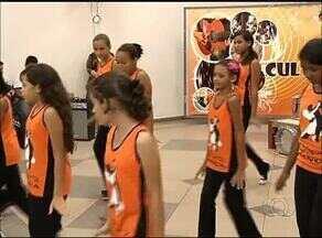 Escola de Gurupi ensina português e matemática por meio da arte - Escola de Gurupi ensina português e matemática por meio da arte