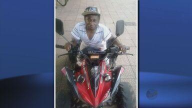 Deficiente físico morre atropelado por ônibus em Alfenas, MG - Deficiente físico morre atropelado por ônibus em Alfenas, MG