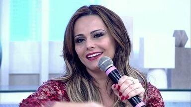 Viviane Araújo comemora título na Dança dos Famosos - Atriz também fala sobre seu trabalho em Império, novela que ganhou o Emmy Internacional