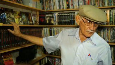 Professor que respira cinema é destaque no quadro Cariri em Cena - Conheça as histórias.