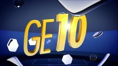 GE 10! Veja os principais lances da ultima rodada do Campeonato Brasileiro - GE 10! Veja os principais lances da ultima rodada do Campeonato Brasileiro