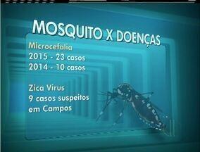 Casos de dengue têm acréscimos de mais de 600% no Estado do Rio em 2015 - Veja os números.