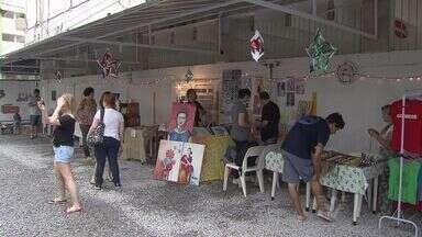 Encontro reúne bazar, troca de livros e food bikes em Santos - O público pode conferir todas essas atrações em festival.