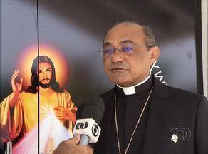Arcebispo Metropolitano de Palmas fala sobre o ano jubilar - Arcebispo Metropolitano de Palmas fala sobre o ano jubilar