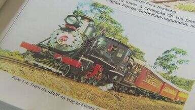 Prefeitura assume linha férrea para volta de trem turístico em Poços de Caldas (MG) - Prefeitura assume linha férrea para volta de trem turístico em Poços de Caldas (MG)