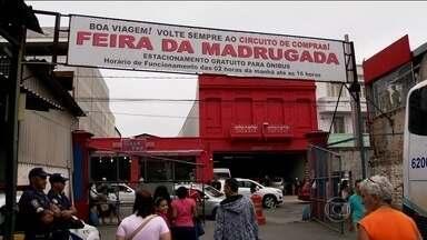 Justiça suspende contrato com empresa para construir novo centro de compras no Brás - O dia foi de ruas cheias e de muitas vendas na região do Brás. Mas os comerciantes não estão comemorando muito e estão apreensivos.