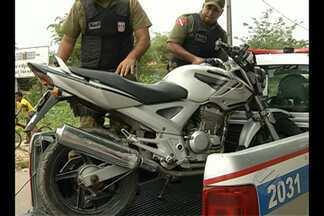 Mulher morre em acidente com motocicleta - Acidente ocorreu no bairro do Guamá.