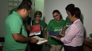 Equipe Verde conquista novos parceiros para o Mãos Amigas - Equipe Verde conquista novos parceiros para o Mãos Amigas.
