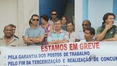 Funcionários da Cemig aderem à greve da categoria no Sul de Minas - Funcionários da Cemig aderem à greve da categoria no Sul de Minas